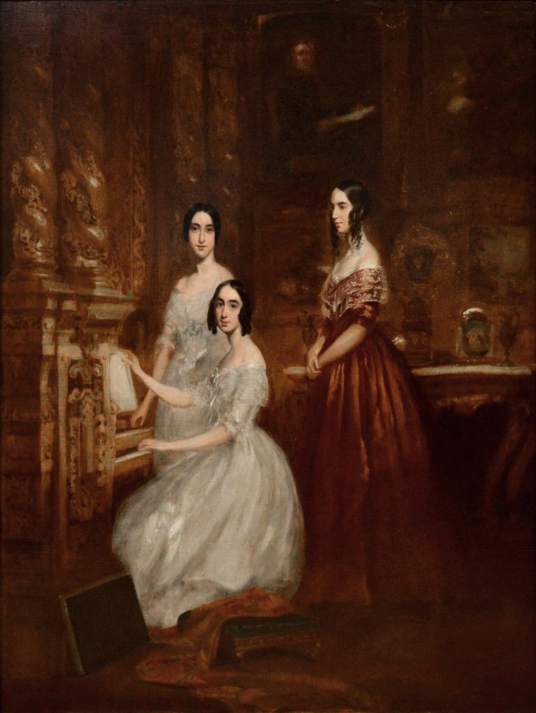 The Daughters of Robert Napier Image